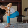 4 Yoga Poses if You Sit at a Desk All Day at Work